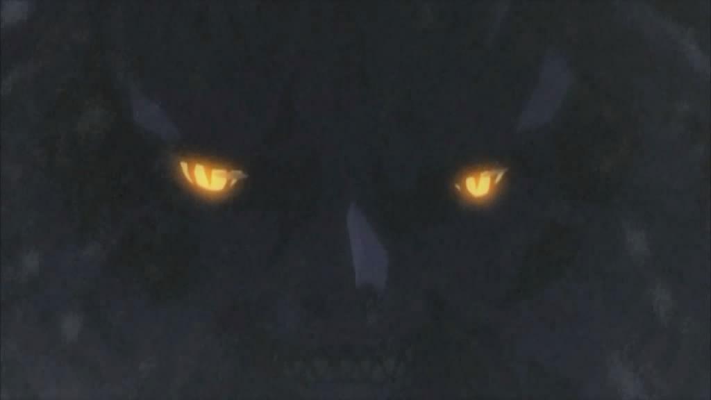 Anime Scared Eyes