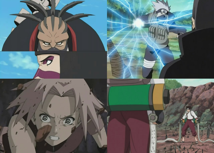 Shippuden Progression