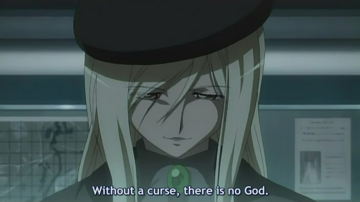 I'm not so sure about your theology, Takano-san.