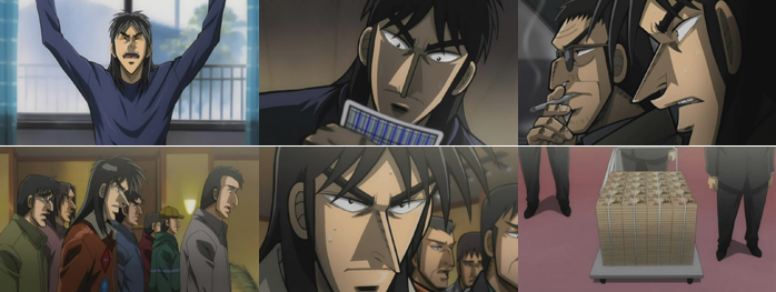 Gambling Apocalypse Kaiji 1- A Fist Full of Dollars