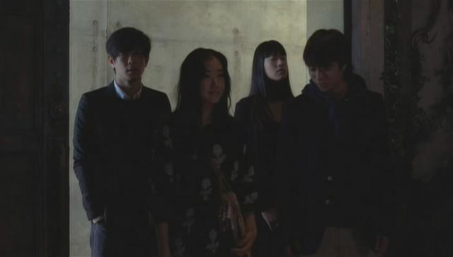 L to R: Mayama, Hagu, Yamada, Takemoto
