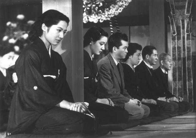 "A screencap from a non-anime?? BLASPHEMY (from ""Tokyo Story"")"