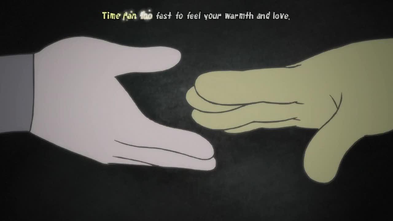 I believe in hands.