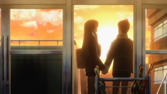 girl and boy holding hands anime. (For Girls only) Incredible Anime Pictures! buy into the idea of two sisters