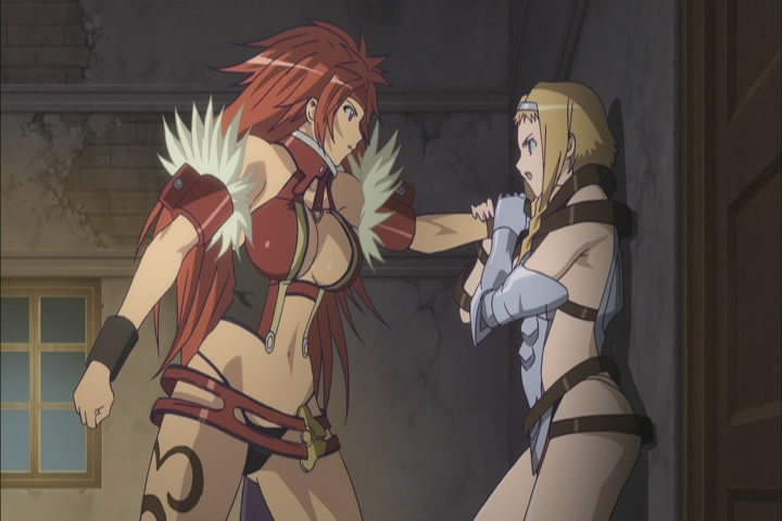 It Came From Netflix!  – Queen's Blade Volume 1