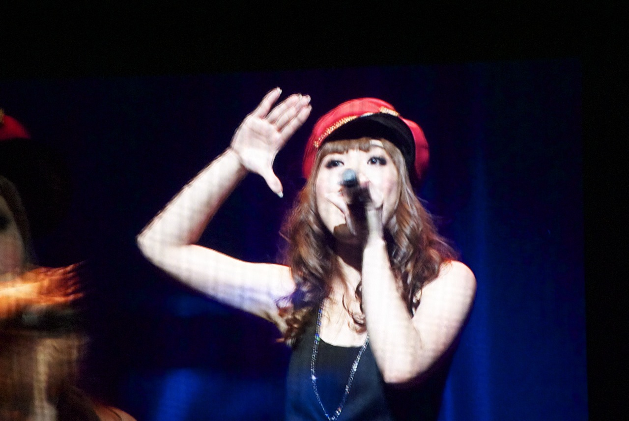 MayN Live Concert At Anime Expo 2010 Video Excerpt