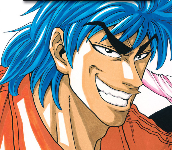 Respect Midora Toriko Respectthreads: Respect TORIKO!!!