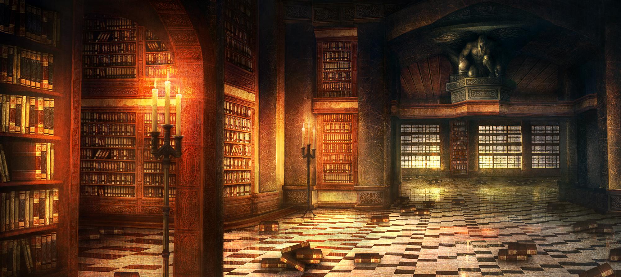 ♕ SPIRIT BRINGERS: EMPYREAN REALM. (SAGA DE DENEB) - Página 4 Library