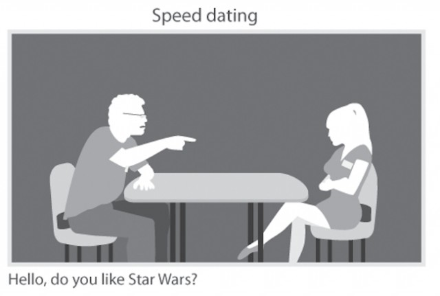 Geek Dating at