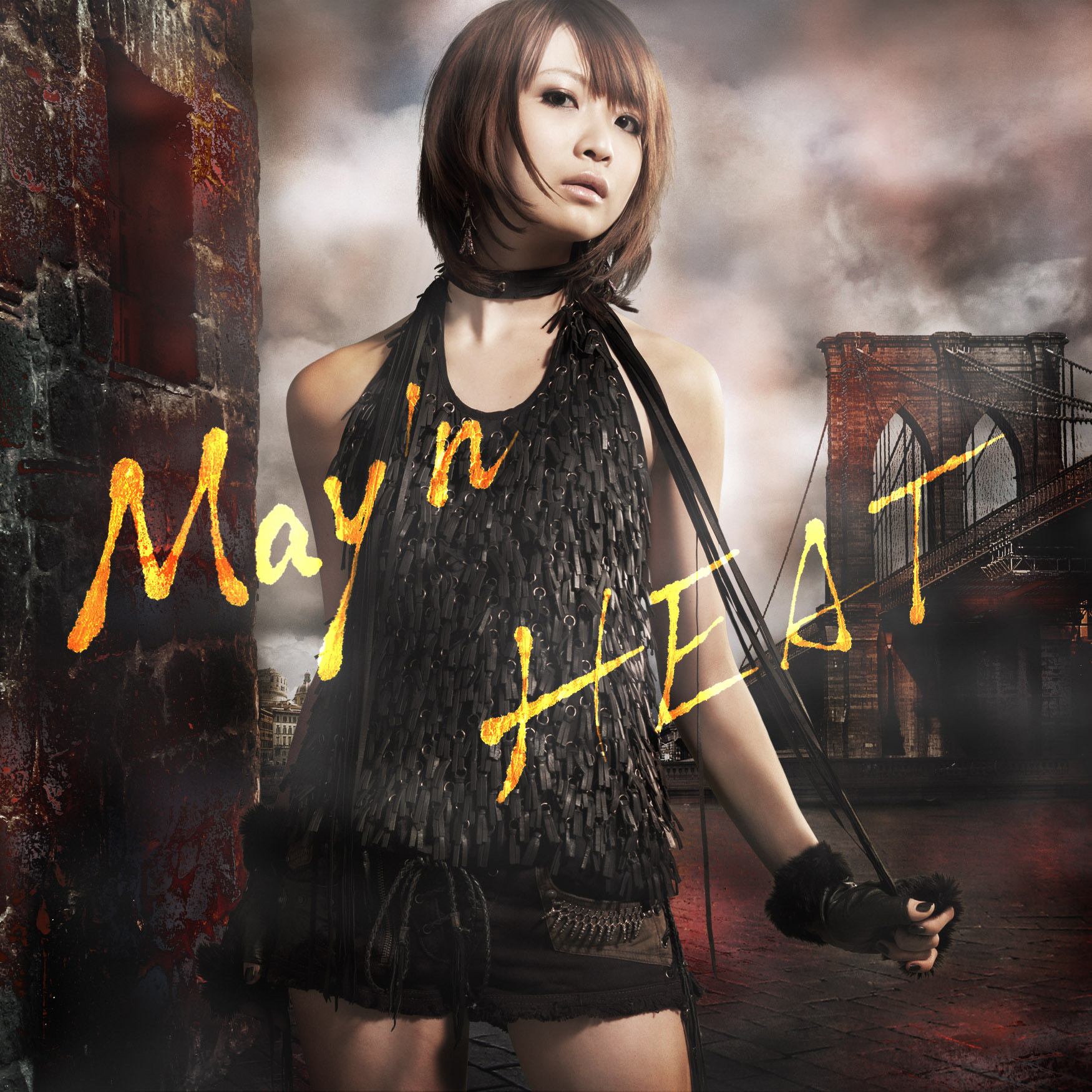"""Review: May'n, """"Heat"""" 