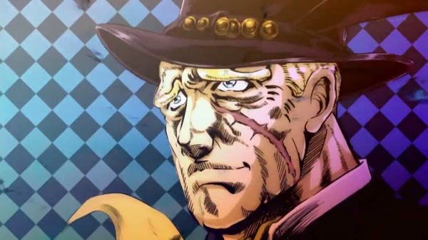 Eternally cool, Speedwagon.