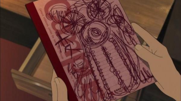 Hentai note.