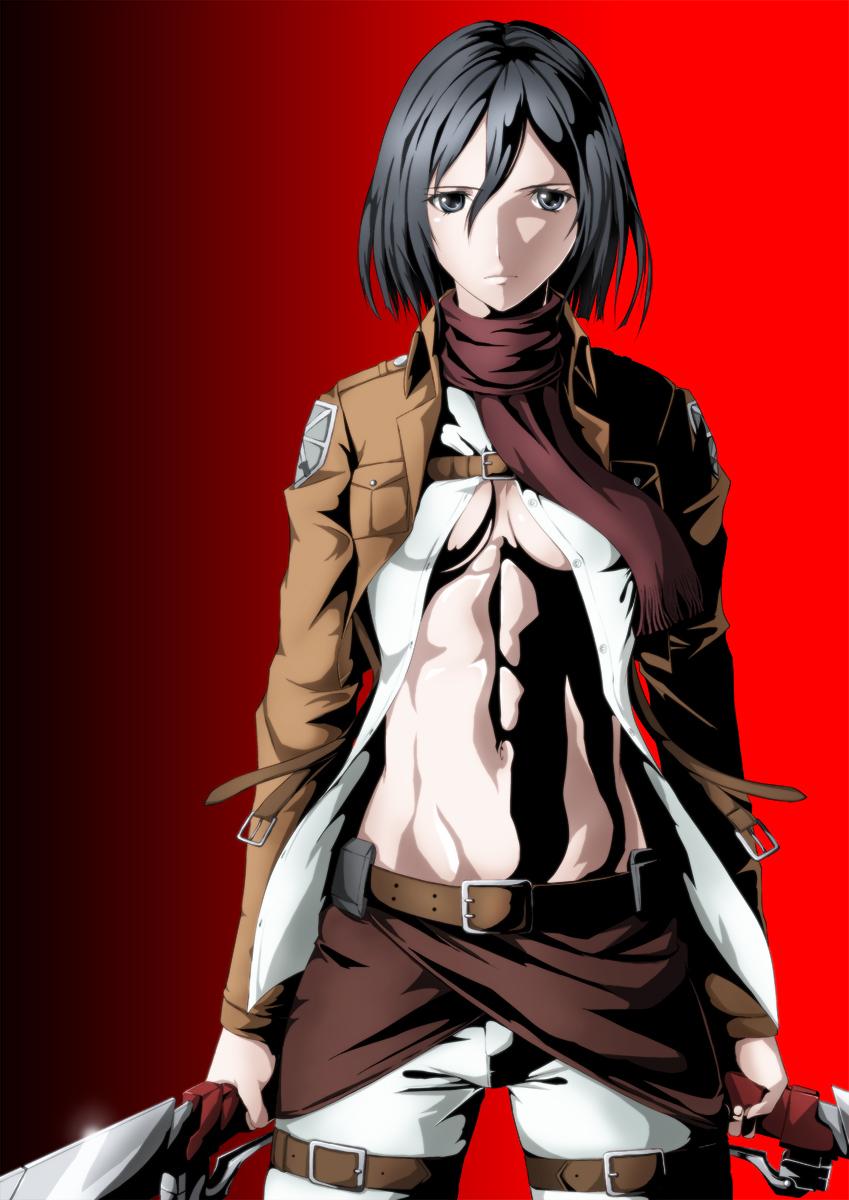 Mikasa by tsuchinoetatsuya