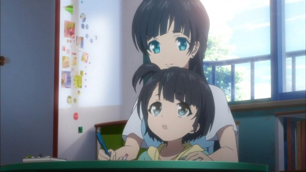 Nagi No Asukara 5, renounce love, Seitei Souther!