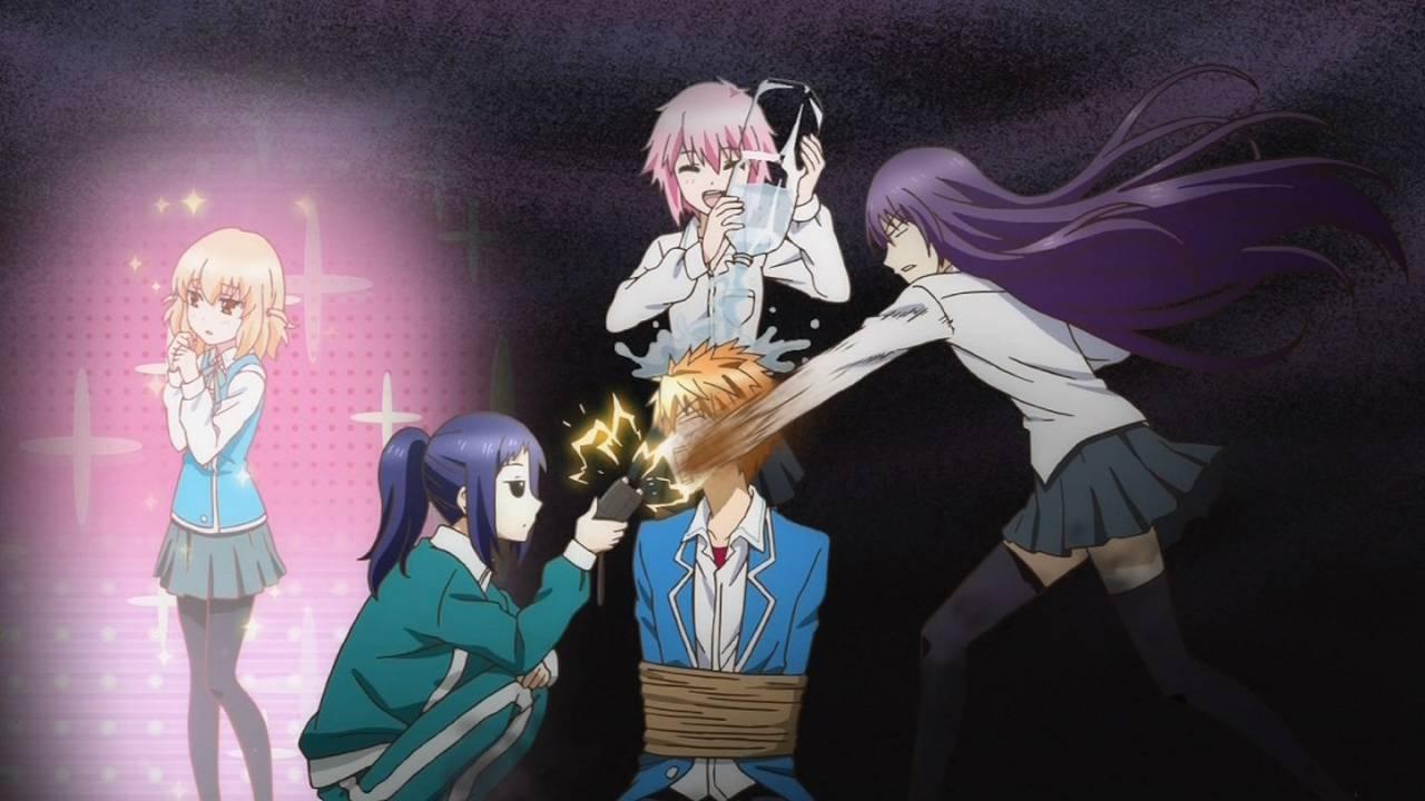Anime torcher