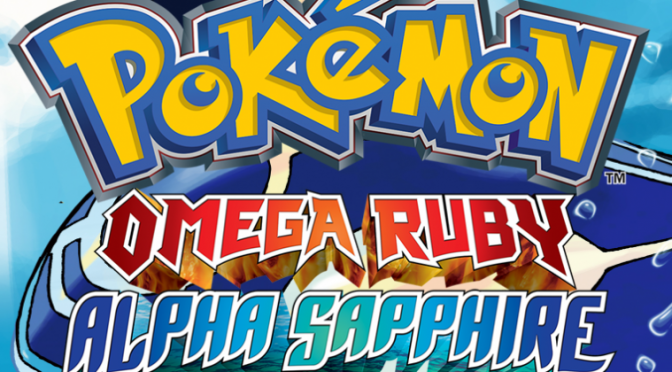 "Was ""Pokémon Omega Ruby"" & ""Alpha Sapphire"" Announced Too ...