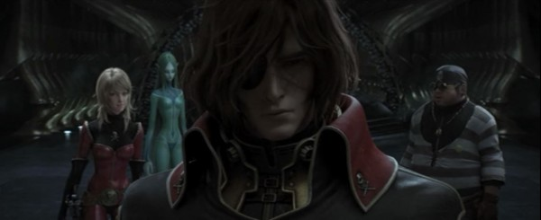 harlock one