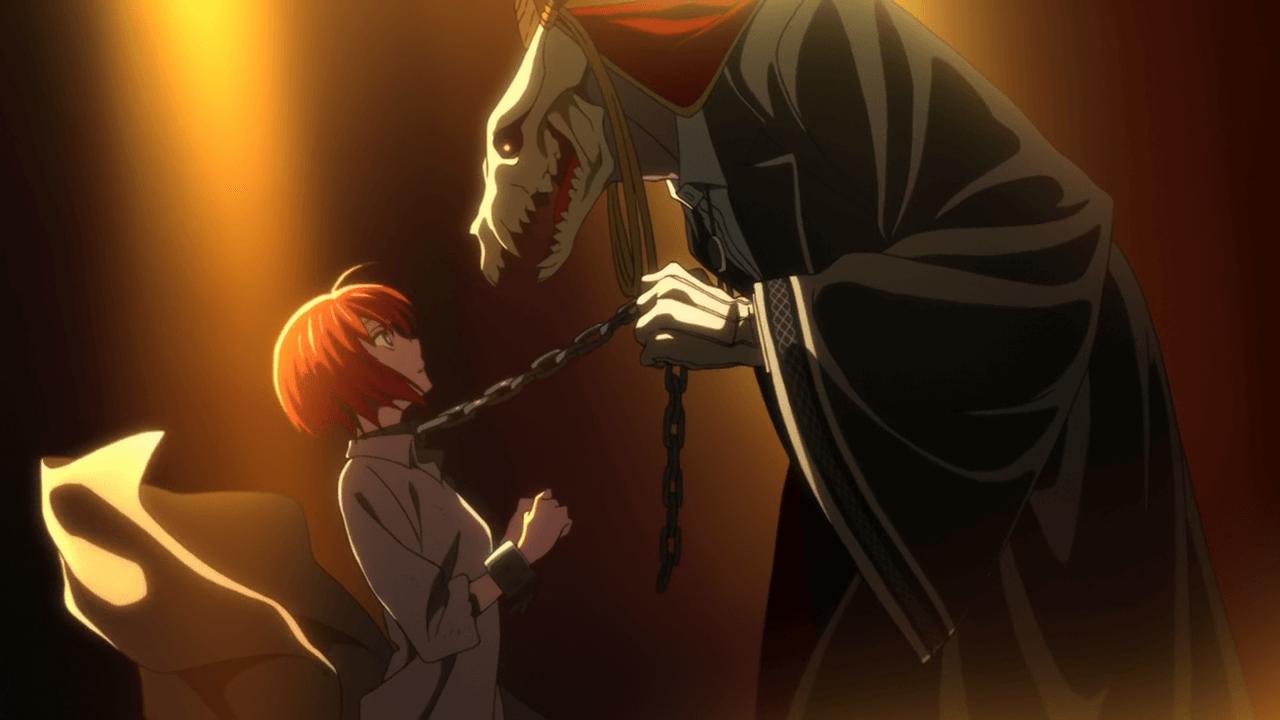 Bildergebnis für ancient magus bride anime